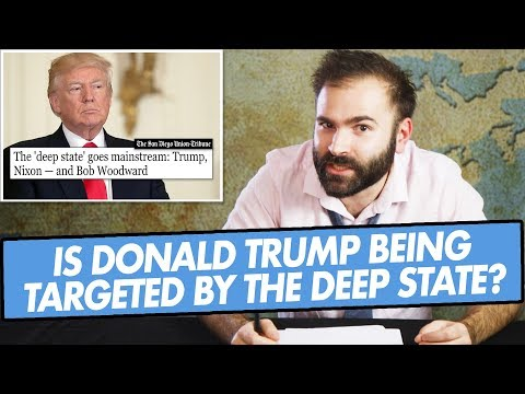 Is Donald Trump Being Targeted By The Deep State? - SOME MORE NEWS