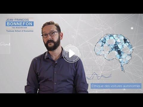 Inside Research - Jean-François Bonnefon - Économie comportementale