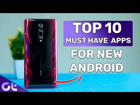 Top 10 MUST HAVE Apps For Every NEW Android Phone
