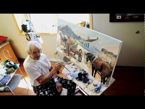 Change of Plans - Remembering Larry Zabel - A Great Western Artist Passes Away Today