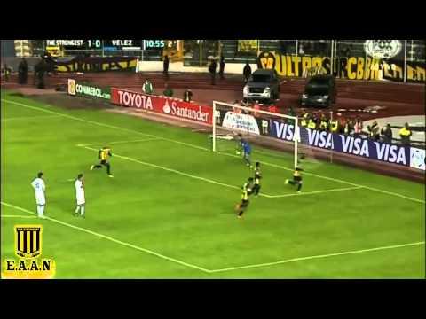 Club The Strongest - Goles en la Copa libertadores 2012,2013 y 2014