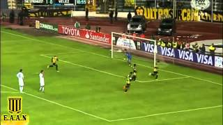 Club The Strongest - Goles en la Copa libertadores 2012,2013 y 2014