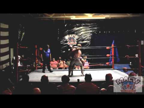 MACW Danny Jackson Retirement show (Jonesboro, Arkansas)
