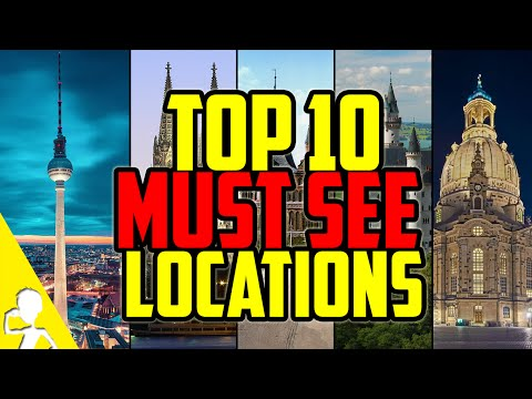 Top 10 Must See Locations In Germany | Get Germanized