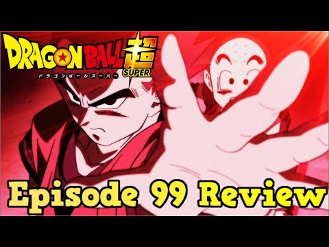 Dragon Ball Super Episode 99 Review: Show It Off! Krillin's Hidden Strength!