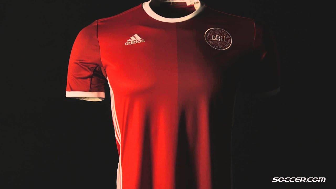 buy online 5bd8a 595c2 Denmark National Team Home Jersey 2016