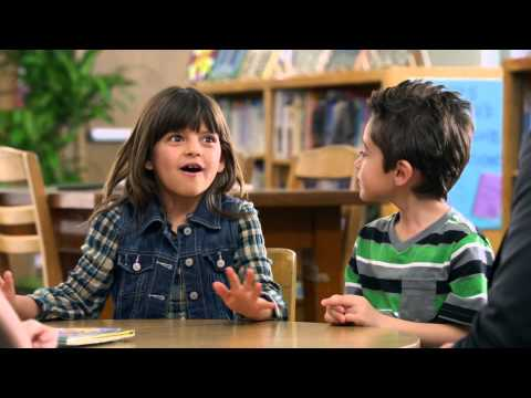 AT&T - 4G Network - It's Not Complicated - Candy Island - Commercial - 2013