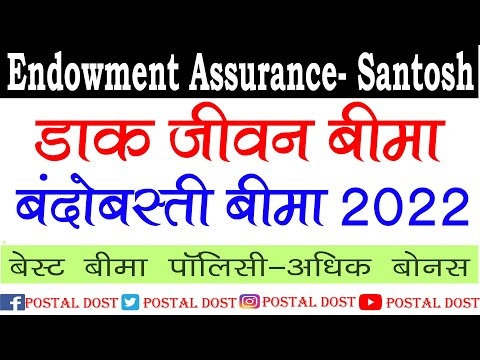 Postal Life Insurance Policy || PLI In Post Office || PLI Policy Detail In Hindi 2020 || EA Policy |