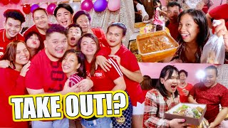BALUTIN MO ANG HANDA CHALLENGE (SINGLES' NIGHT OUT!!)) | LC VLOGS #329