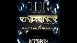 Dj Kris live at Club The Box Opalenica