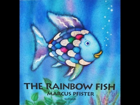 THE RAINBOW FISH Read Along Aloud Story Audio Book for Children and Kids