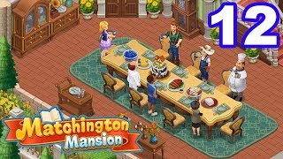 MATCHINGTON MANSION - WALKTHROUGH GAMEPLAY - PART 12 ( iOS | Android )