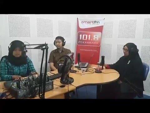 Rumah Bermain Bilal - Talkshow Smart.fm Radio Pekanbaru