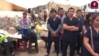 Tema: Entrega de casas prefabricadas a pobladores afectados por desastres naturales.