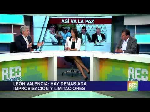 RED+ | León Valencia - Director Fundación Paz y Reconciliación