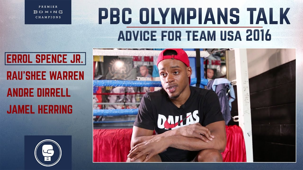 PBC Olympians Offer Advice to the 2016 USA Boxing Team