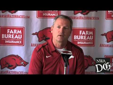 Dave Van Horn - Media Day
