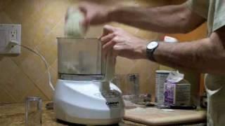 Making Cheese Crackers