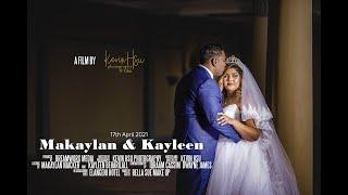 Makaylan + Kayleen   17.04.2021   Christian Wedding Montage   Elangeni Hotel, South Africa