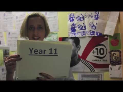 Thornden School - Year 11 Leavers Video 2013