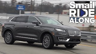 2019 Lincoln Nautilus Reserve - Review and Test Drive - Smail Ride Along