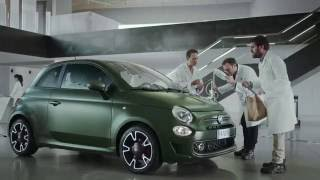 Nuova Fiat 500s - What bad boyS drive