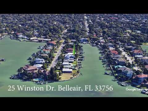 25 Winston Dr. Belleair, FL