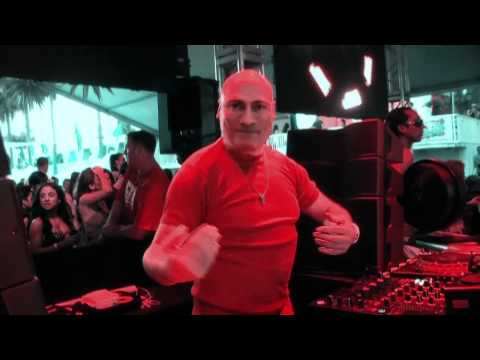 DANNY TENAGLIA AT USHUAIA BEACH HOTEL IBIZA 12th AUGUST 2011