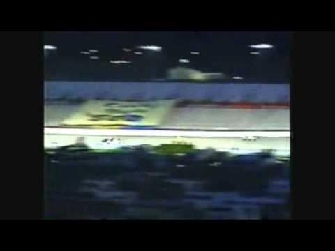 Indycar 2001 Texas - Greg Ray, Eddie Cheever jr., ...
