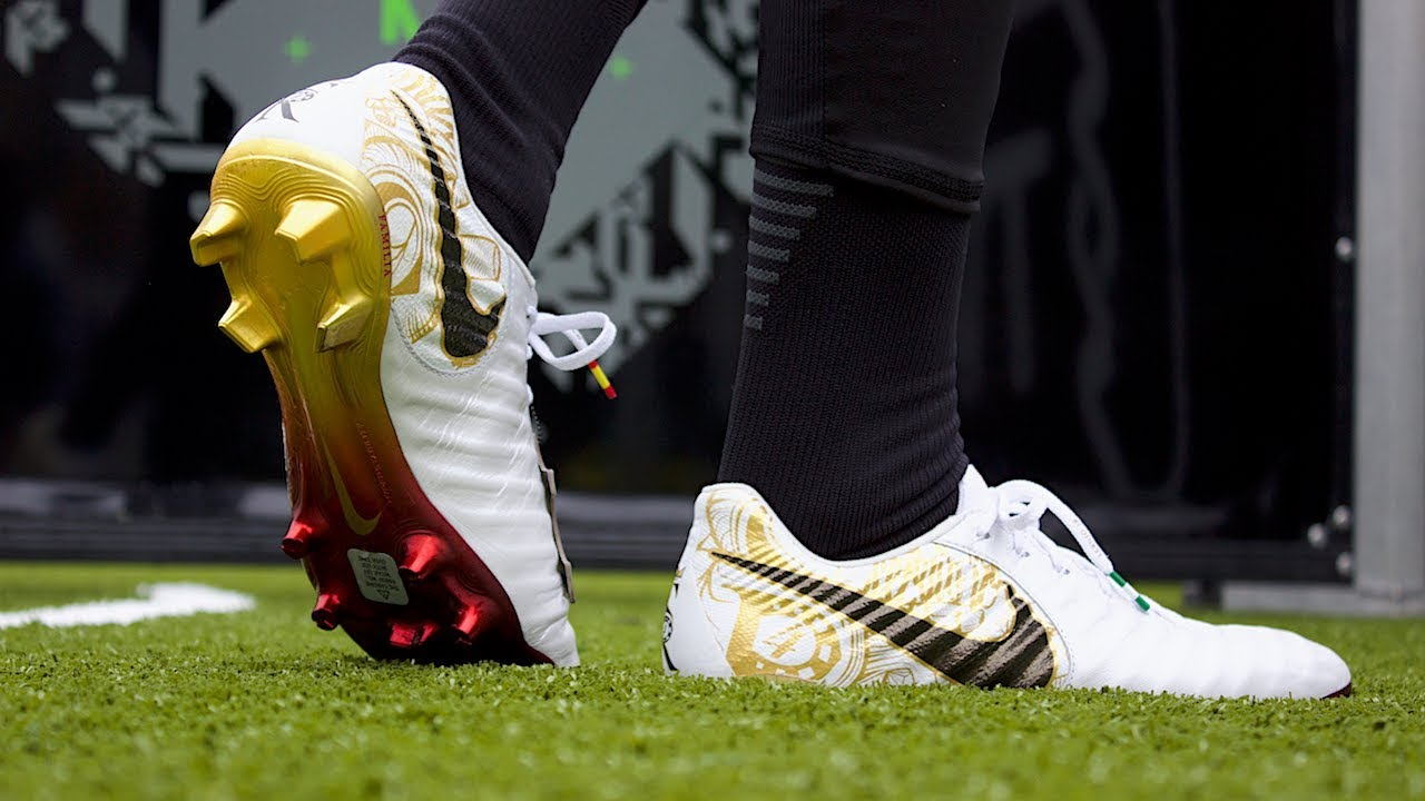 BEST LIMITED EDITION TIEMPO? | Nike Tiempo VII Corazon y Sangre | KitLab