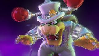 Super Mario Odyssey: Bowser Final Boss Fight and Ending