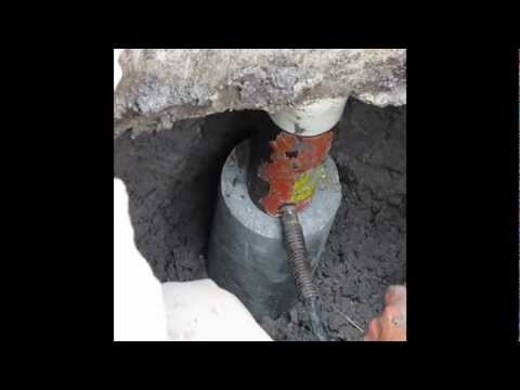 Slab foundation repair youtube slab foundation repair solutioingenieria Gallery