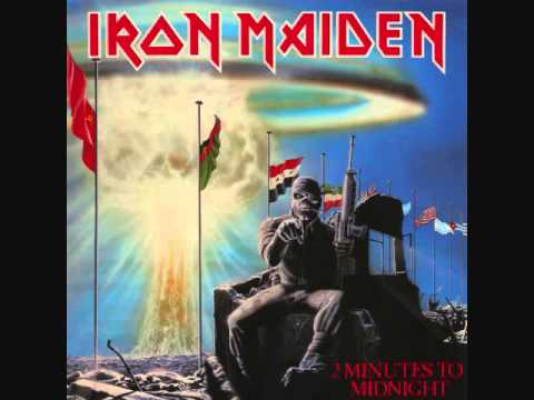 Клип Iron Maiden - Rainbow's Gold