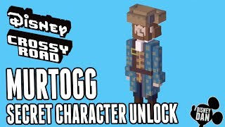 Disney Crossy Road Secret Characters - Murtogg - Pirates Of The Caribbean Dead Men Tell No Tales Upd
