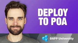 How To Deploy A Dapp To The POA Network ($POA)