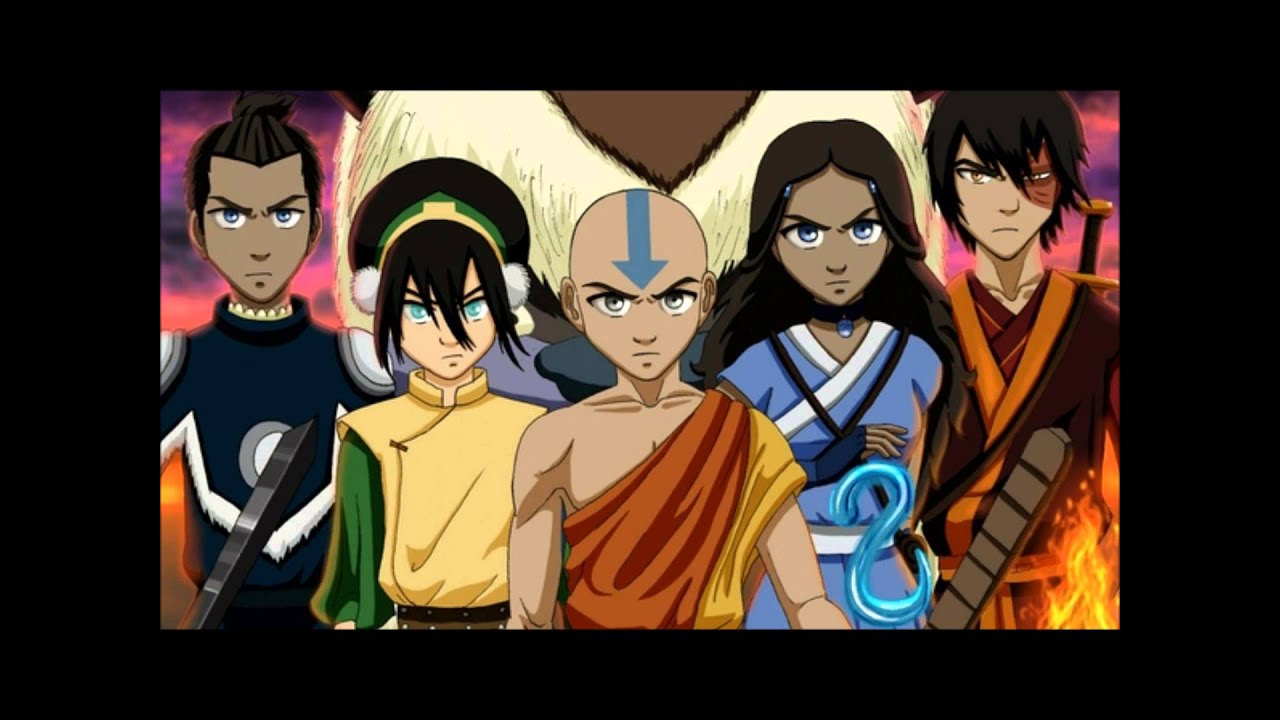 The Legend Of Aang And Korra All Grown Up Time Goes By