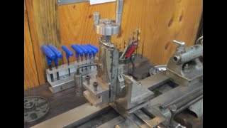 Easy Lathe Milling Attachment