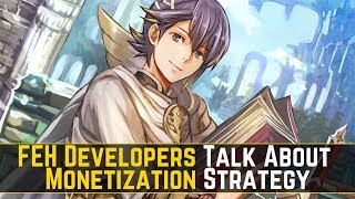 FEH Developers Talk about Monetization Strategy and Future (´・ᴗ・ ` ) | FEH News 【Fire Emblem Heroes】