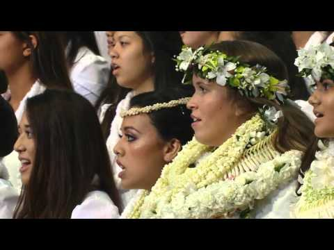 Kamehameha Song Contest 2016 - Junior Coed