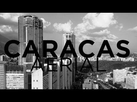 CARACAS, VENEZUELA - Flying over
