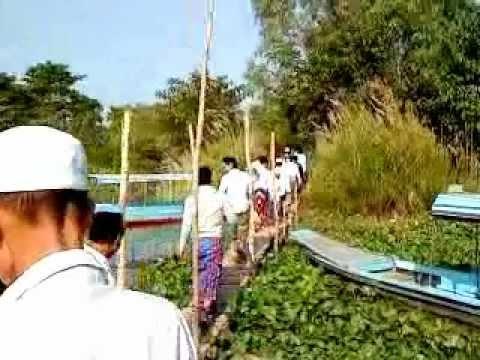 Dam cuoi dan toc Cham o KDC Phum Soai - Chau Phong - An Giang.
