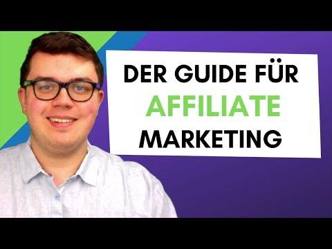 Affiliate Marketing Guide für Anfänger 2019