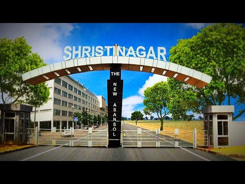 Shristinagar The New Asansol Sentrum Mall Youtube
