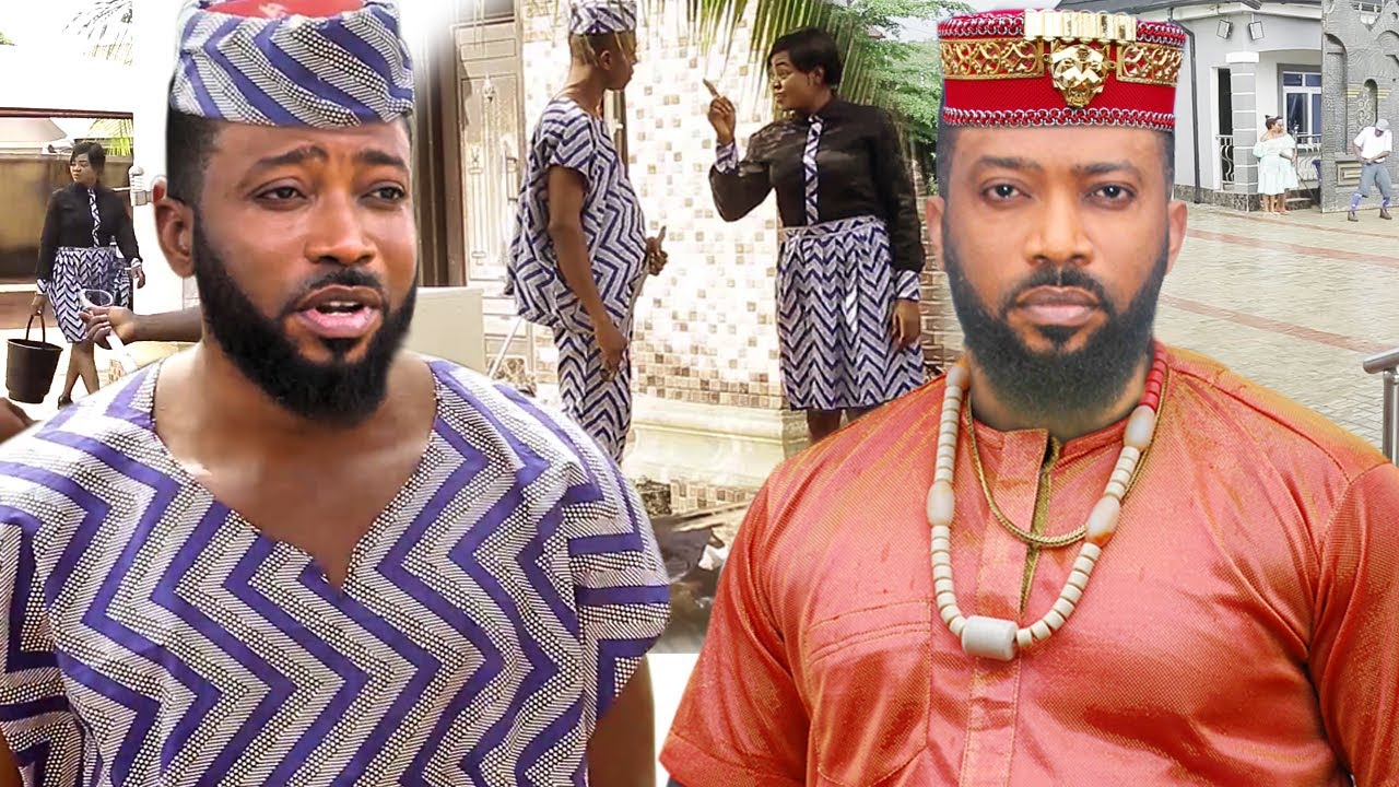 Download From Palace Guard To A Royal King - (New Movie Hit) Frederick Leonard 2020 Latest Nigerian Movie
