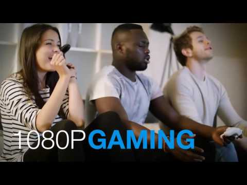 Top 5 Gaming Projectors 2017 - 1080p Projector Review | Best 1080p Projector