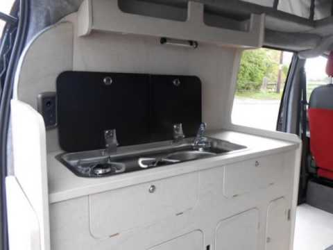 nissan dorma nv200 campervan youtube. Black Bedroom Furniture Sets. Home Design Ideas