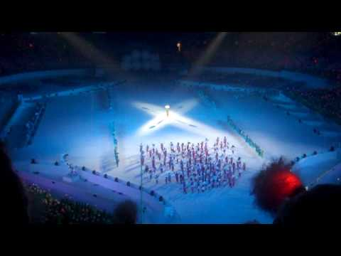 Vancouver 2010 Paralympics Opening Ceremony HD