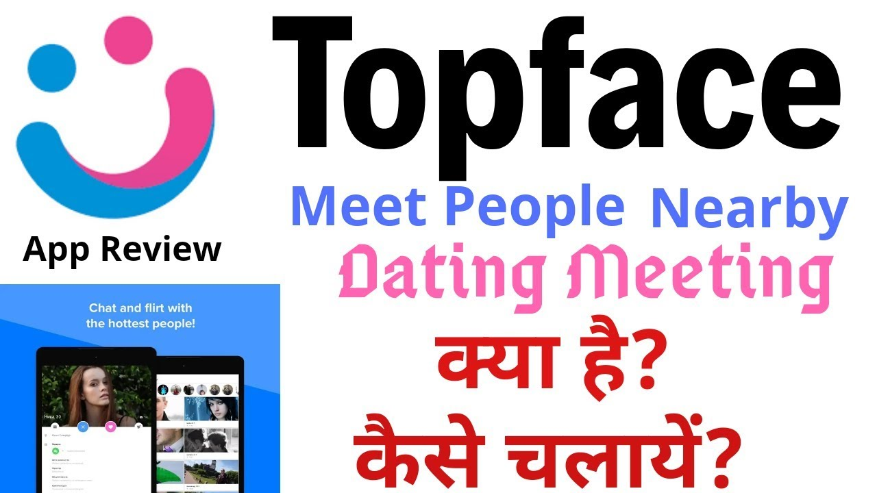 Topface dating og chat