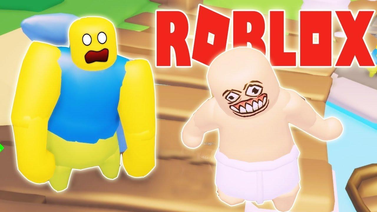 Roblox – Game Siêu Bựa Baby Xay Sỉn Dùng Túy Quyền Đánh Nhau | Floppy Fighters