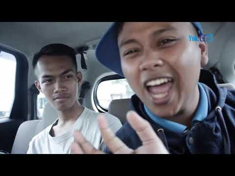 Gokil! Karaoke Jaran Goyang bersama Driver Grab - Yuk Cube